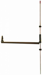 Exit Devices-Concealed Vertical Rod