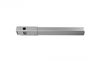 Exit Device Trim - 8000 Series - Fire Rated Keyed Removable Mullion