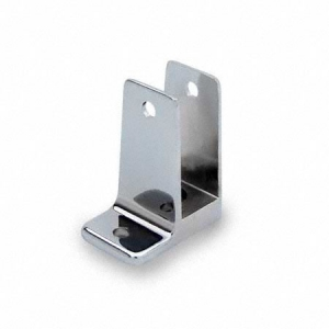 Cast Wall Brackets, Polished Chrome Zamac